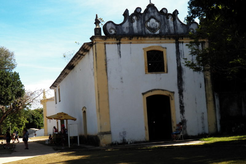 Centro Histórico Porto Seguro BA