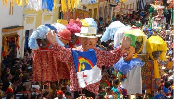 Carnaval de Recife e Olinda 2017 (Foto fonte http://www.programacaocarnavalrecife.com.br/
