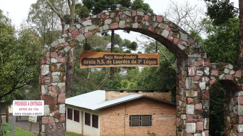 Gruta Nossa Senhora de Lourdes Caxias do Sul RS