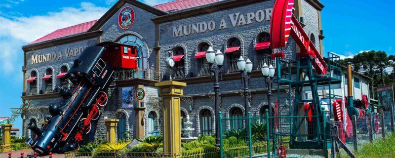Parque Mundo a Vapor (Foto fonte http://www.mundoavapor.com.br/)