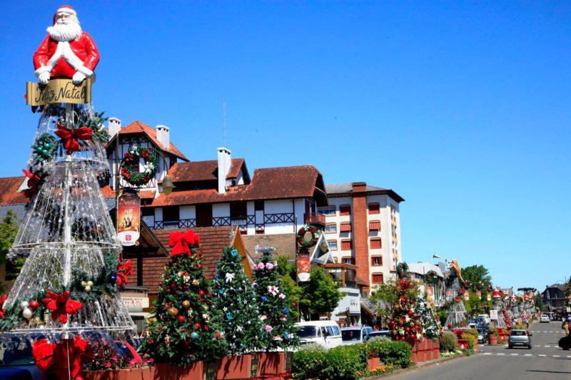 Natal Luz Gramado (Foto fonte http://www.hotelalpestre.com.br/)