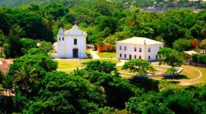Centro Histórico de Porto Seguro BA (Foto fonte:http://www.gazetadopovo.com.br/)