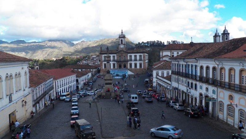 Centro Histórico de Ouro Preto MG