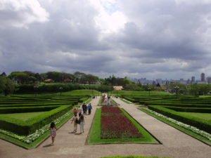 Jardim Botânico Curitiba PR