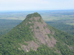 Parque Nacional Monte Pascoal BA (Foto: Pousada Guaratiba)