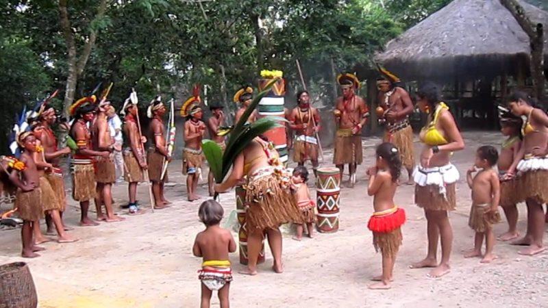 Reserva Indígena da Jaqueira Porto Seguro BA (fotofonte http://www.portosegurotur.com/)