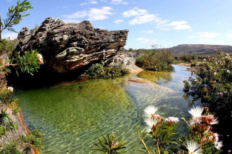 Parque Biribiri (Foto: http://rosadaserra.blogspot.com.br/2013/05/parque-estadual-do-biribiri-diamantina.html)