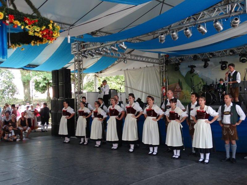 Festa Pomerana Pomerode SC