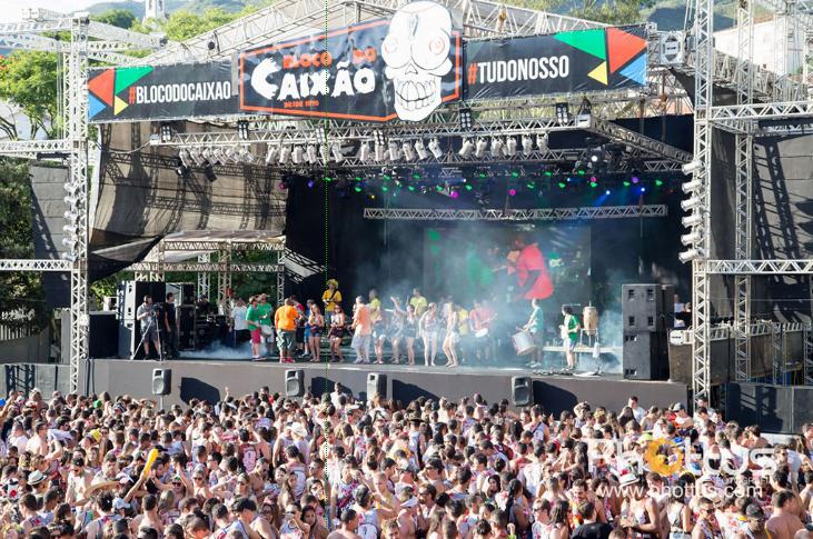 Bloco do Caixão - Carnaval Ouro Preto 2016 (Foto: Bloco do Caixão)