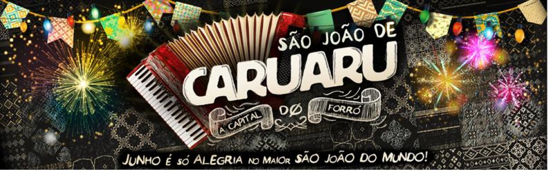 Caruaru PE - Festa de São João 2017