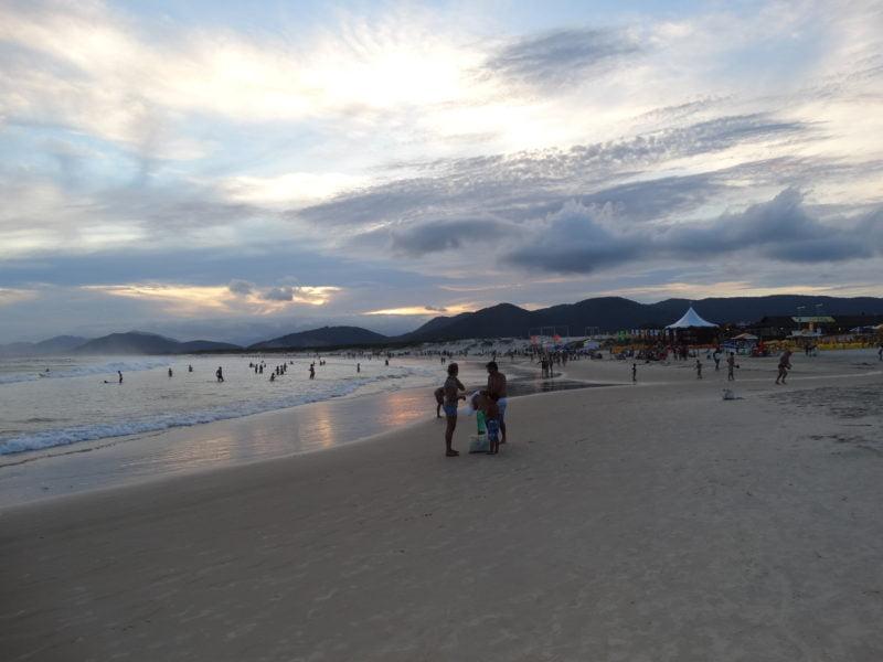 Praia Joaquina Florianópolis SC
