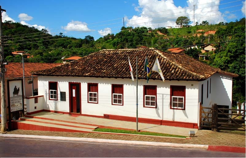 Museu do Tropeiro Ipoema MG