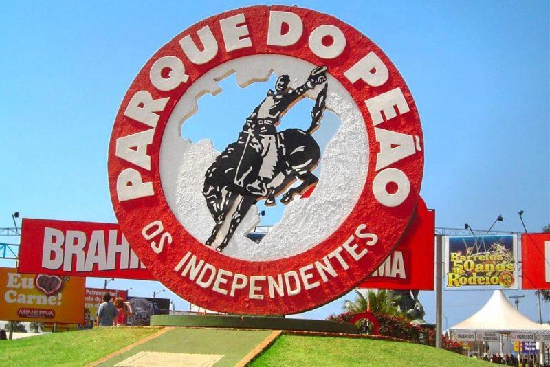 Festa do Peão de Boiadeiro Barretos SP (Foto: http://www.independentes.com.br/festadopeao/galerias)