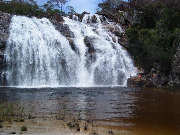 Cachoeiras Serro MG