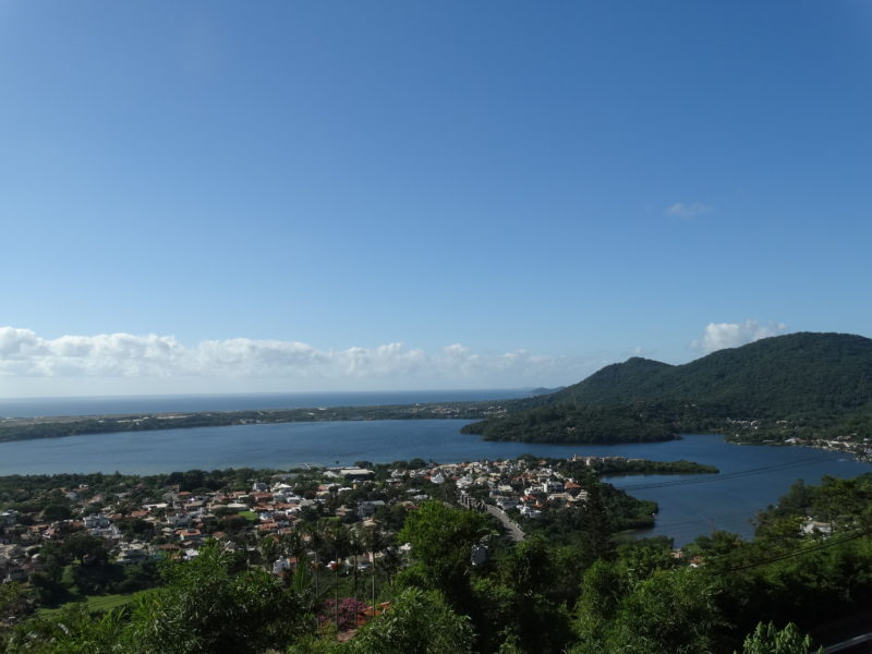 Vista Parcial de Florianópolis SC