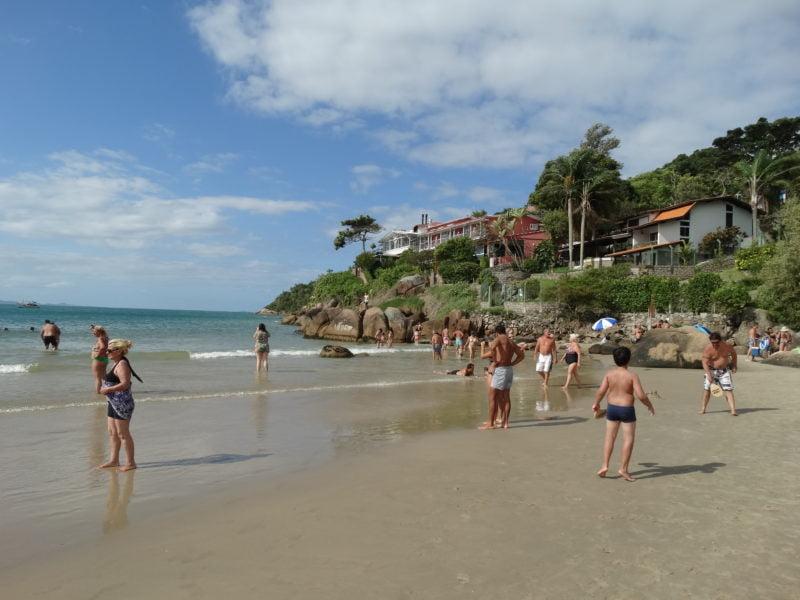 Praia da Lagoinha Florianópolis SC