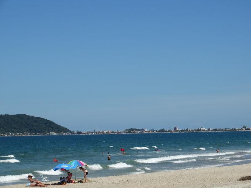 Praia de Daniela Florianópolis SC