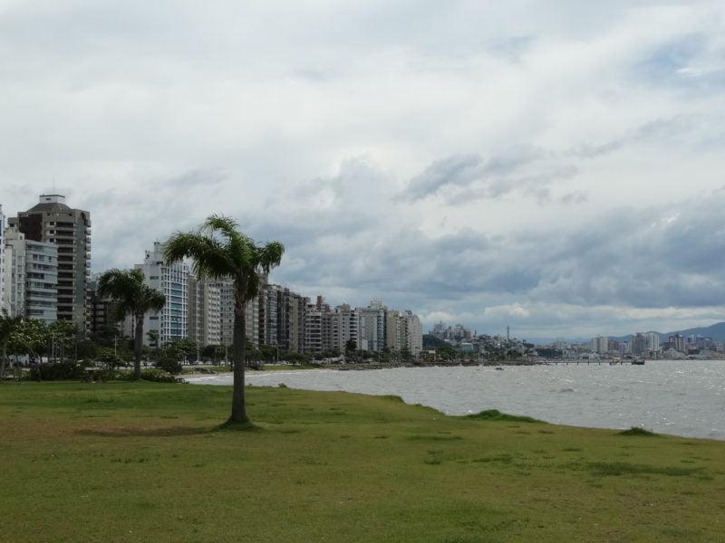 Praias do Continente Florianópolis SC