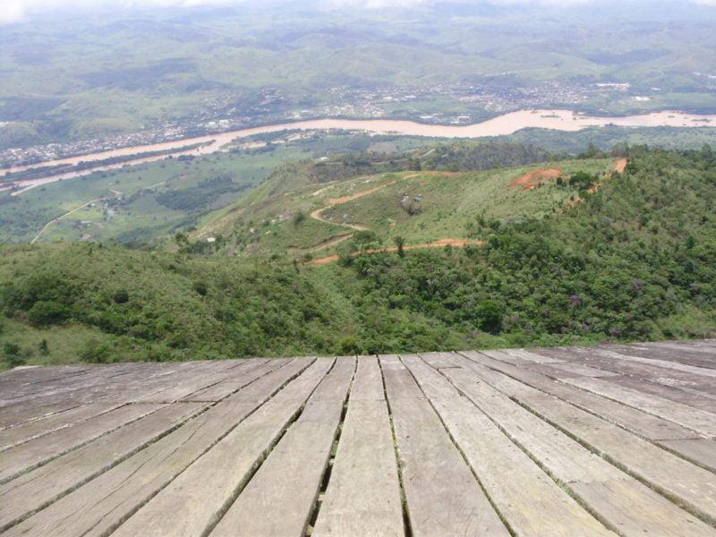 Rampa Pico do Ibituruna Governador Valadares MG