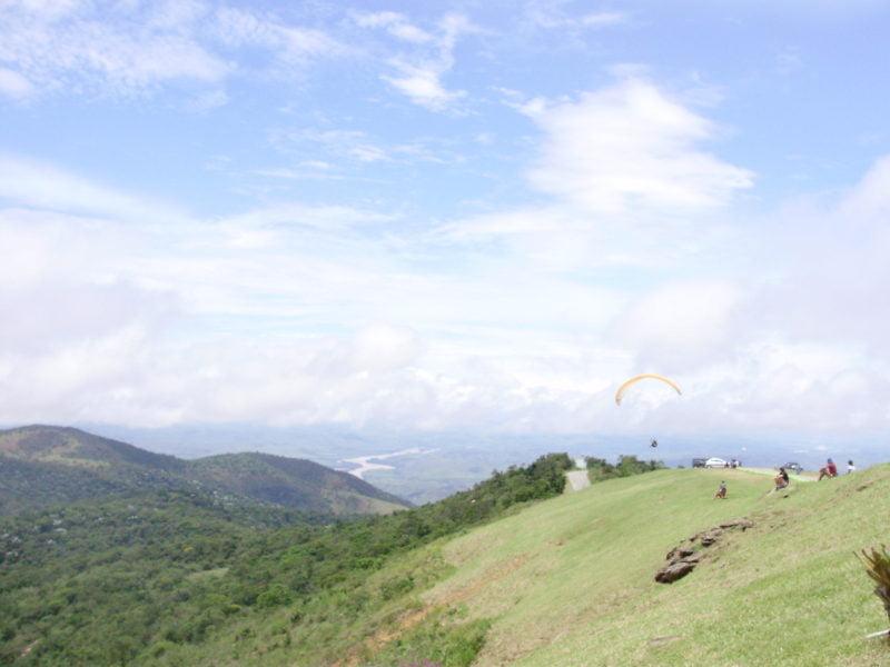 Pico do Ibituruna Governador Valadares MG