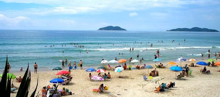 Praia de Açores Florianópolis SC