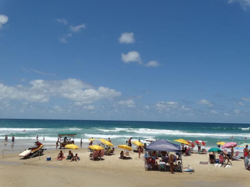 Praia do Santinho Florianópolis SC