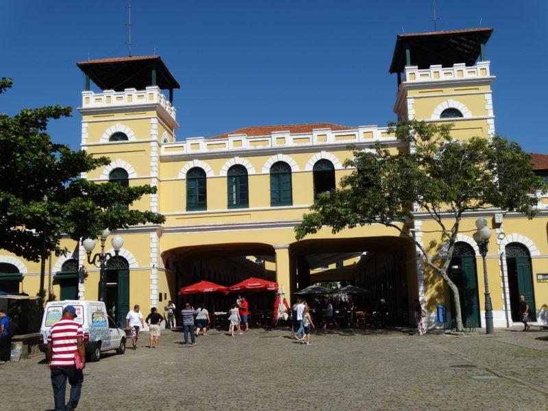 Mercado Público Florianópolis SC
