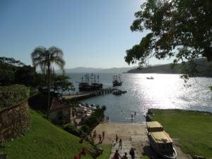 Fortaleza de Santa Cruz Ilha de Anhatomirim SC