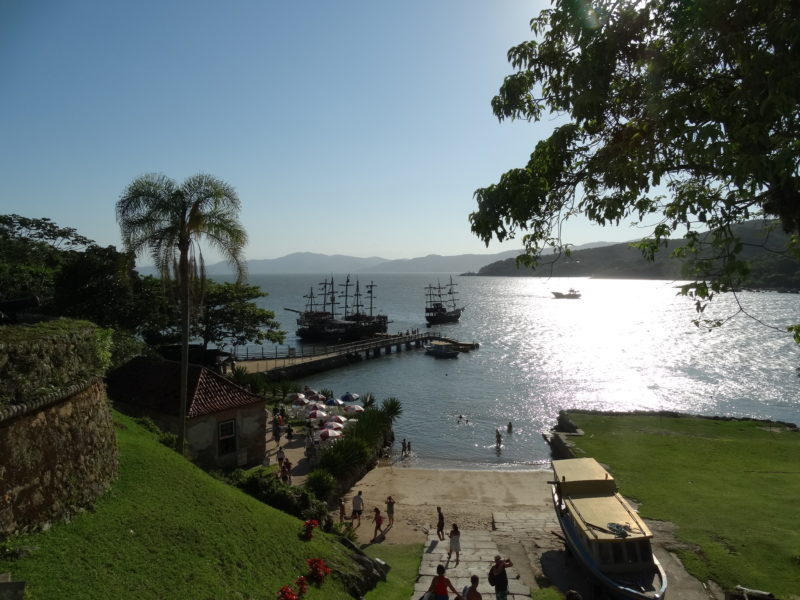 Fortalezas catarinenses abrem a temporada de verão