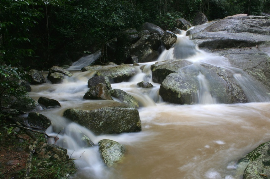 Cachoeiras de Itapema SC (foto fonte http://www.lojacincomarias.com.br/blog?single=Enfim-e-verao-Itapema)