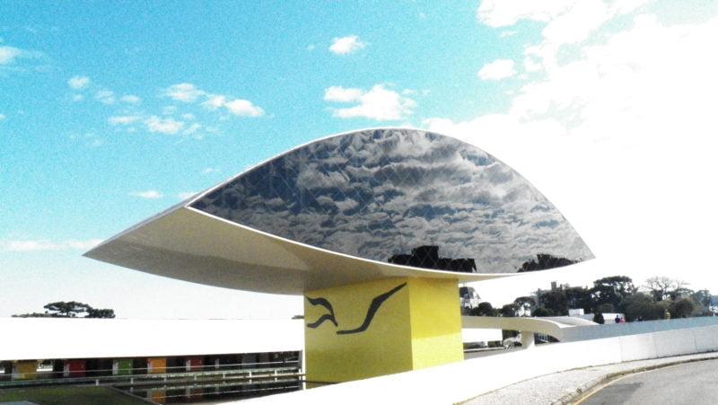 Museu do Olho Curitiba PR
