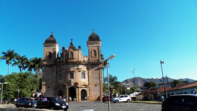 Igrejas seculares de Mariana MG