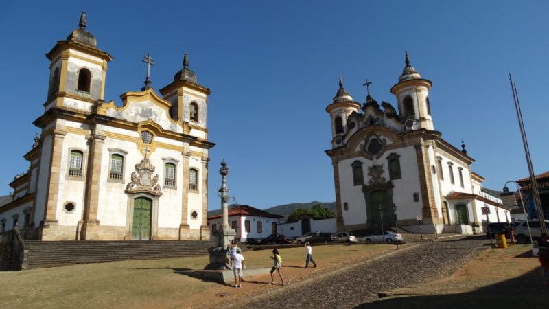 Caminho Religioso Estrada Real - CRER Mariana MG