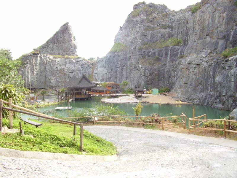 Pedreira Adventures Park ES (foto fonte http://mapio.net/a/114582116/)