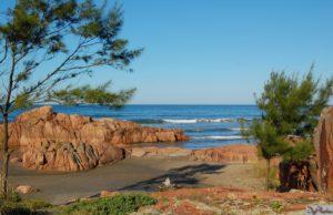 Praias de Laguna SC (Foto: http://www.hotellagunapraia.com.br/laguna/)
