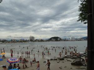 Praia do Cristo (Guaratuba (foto: Evandro Marques – www.passeios.org)
