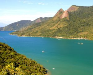 Saco de Mamanguá (foto http://www.refugiomamangua.com/index.php/fotos/)