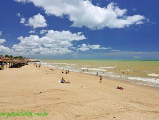 Praias de Mucuri (foto http://www.guiadabahia.com.br)
