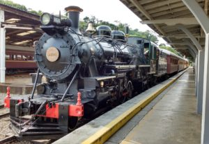 Trem das Águas (foto http://www.tremdasaguas.tur.br)